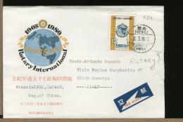 CINA  CHINA  -  ROTARY  CLUB  INTERNATIONAL - Rotary, Lions Club