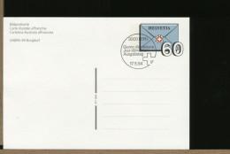 SVIZZERA - Cartolina Intero Postale - VAGLIA POSTALE - Interi Postali