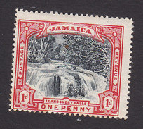 Jamaica, Scott #32, Mint Hinged, Llandovery Falls, Issued 1901 - Jamaica (...-1961)