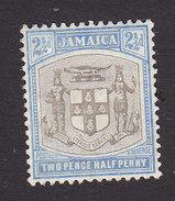 Jamaica, Scott #46, Mint Hinged, Arms Of Jamaica, Issued 1905 - Jamaica (...-1961)