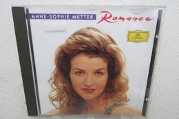 """CD """"Anne-Sophie Mutter"""" Romance, Berliner Philharmoniker, Herbert Von Karajan - Klassik"""