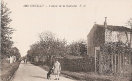COEUILLY  -  94  -  Avenue De La Gauloise - France