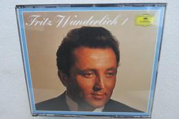 "2 CDs ""Fritz Wunderlich 1"" Singt Arien - Klassik"