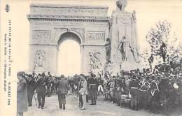 MILITARIA - EVENEMENT - LES FETES DE LA VICTOIRE 13-14 JUILLET 1919 : Le Cénotaphe Déplacé - CPA - Other