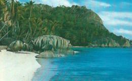 Source D'Argent La Digue Seychelles - Seychelles