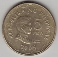 @Y@    Filippijnen  5  Piso   2005      (3599)  Unc - Filippijnen