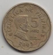 @Y@    Filippijnen  5  Piso   2003      (3602) - Filippijnen