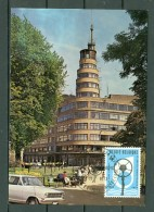 België/Belgique 1691 50 Jaar Radioomroep 24-11-1973 - 1971-1980