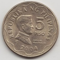 @Y@    Filippijnen  5  Piso   2004      (3612)  Unc - Filippijnen