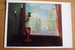 "Zarin ""Still Life. Venice Memories"" - SOVIET REALISM - OLD USSR PC 1970 - Venezia - Venezia (Venice)"