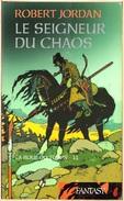 France Loisirs, Fantasy - JORDAN, Robert - Le Seigneur Du Chaos (BE+) - Livres, BD, Revues