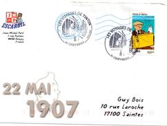 41 Cheverny Les Voyages  De Tintin  12  05  2007 - Bandes Dessinées