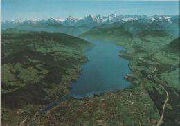 Schweiz - Thun - Mit Thunersee - Ca. 1980 - BE Bern