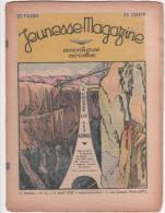 JEUNESSE MAGAZINE - ( Aventure AVIATION ) 1er Année 1937 - Numéro 15 - 32 Pages - 1900 - 1949