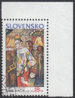 SLOVAKIA  Michel  424  Very Fine Used - Slovaquie