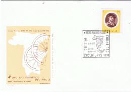 4 Giro Cicloturistico Del Friuli - Rivignano 1977 - Ciclismo