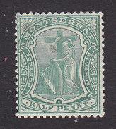 Montserrat, Scott #31A, Mint Hinged, Symbol Of The Colony, Issued 1908 - Montserrat