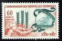 1963  Campagne Mondial Contre La Faim  ** - Französische Legende