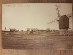 Île D'ouessant.loqueltas Et Son Moulin - Ouessant