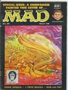 Mad Magazine Issue # 38 March 1958 25 Cts - Boeken, Tijdschriften, Stripverhalen