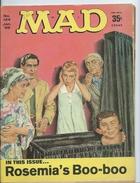 Mad Magazine Issue # 124 Jan 1969 35 Cts - Boeken, Tijdschriften, Stripverhalen