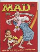Mad Magazine Issue # 37 Jan 1958 25 Cts - Boeken, Tijdschriften, Stripverhalen