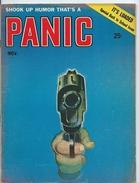 Panic Magazine Nov / 25 C - Livres, BD, Revues
