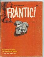 Frantic Magazine December / 25c - Boeken, Tijdschriften, Stripverhalen