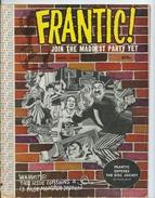 Frantic Magazine April 1959 / 25c - Livres, BD, Revues