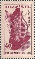 BRAZIL - GRAPE FESTIVAL 1954 - MNH - Agriculture