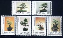 Vietnam Viet Nam MNH Perf Stamps 1998 : Bonsai (Ms773) - Vietnam