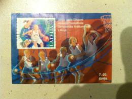 Latvia Stamps Used 2009 - Letonia