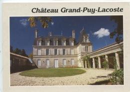 Pauillac : Chateau Grand Puy Lacoste - Les Beaux Châteaux Du Médoc (grand Cru) Combier - Pauillac