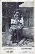 Ukrainian Folk Types. PPC Of Ukrainian Woman With CHILD. Sent To Viena From Vzernowitz. 1916, CENSOR Stamp - Levante-Marken
