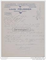 34 938 PAULHAN HERAULT 1948 Galeries Commerciales LOUIS PELISSIER Lingerie Bonneterie - France