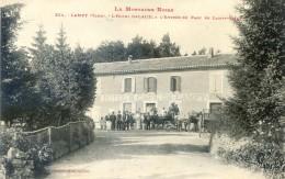Montagne Noire - Lampy - Hotel Galaud - Entrée Du Parc De Lampy- Vieux - Unclassified