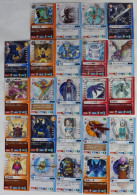 Blue Dragon : 24 Japanese Trading Cards - Trading Cards