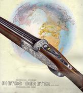 ARMI-FUCILI-PISTOLE-CACCIA-BERETTA-CATALOGO DEL 1968 - Books, Magazines, Comics