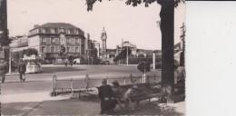 87 LIMOGES  -  Avenue De La Gare Des Bénédictins  -  CPSM PF  - - Limoges
