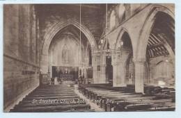 K.I. 635 - Robin Hood's Bay - St. Stephen's Church - Whitby