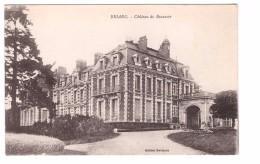 45 Briare Chateau De Beauvoir Correspondance 1918 - Briare