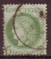FRANCE - 1872 - YT N°53 - Céres - - 1871-1875 Ceres