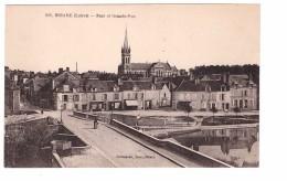 45 Briare Pont Et Grande Rue Correspondance Adressée à Mr Le Curé - Briare