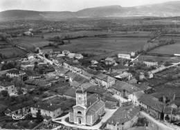 CPSM - SAINT-ETIENNE-du-BOIS (01) - Vue Aérienne Du Bourg Dans Les Années 50 - Otros Municipios
