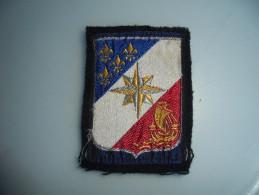 Insigne Du 3 E Corps D Armée (1979/84) - Scudetti In Tela