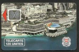 MF5B PALAIS DES CONGRES - SC5an - 120U - 5N°PE(14876) - Monaco