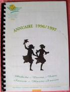 Scoutisme - Annuaire 1996 / 2000 Des EEDF De La Région Scolaire De Grenoble (Isére, Savoie, Ht Savoie, Drôme, Ardéche) - Scoutisme
