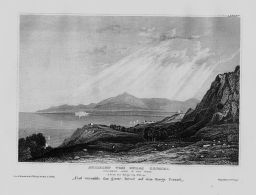 Berg Karmel Mountain Carmel Israel Asien Asia Original Stahlstich - Prints & Engravings