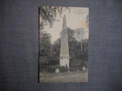 OSNY  -  91  -  Colonne Commémorative Des Le Lameth  -  Essonne - Autres Communes