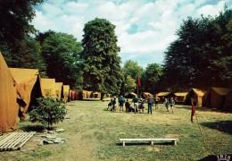 CUL-DES-SARTS-CAMP DE VACANCES DES MUTUALITES SOCIALISTES - Cul-des-Sarts